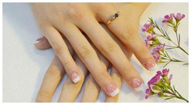 Pink & White of La Belle NailSpa