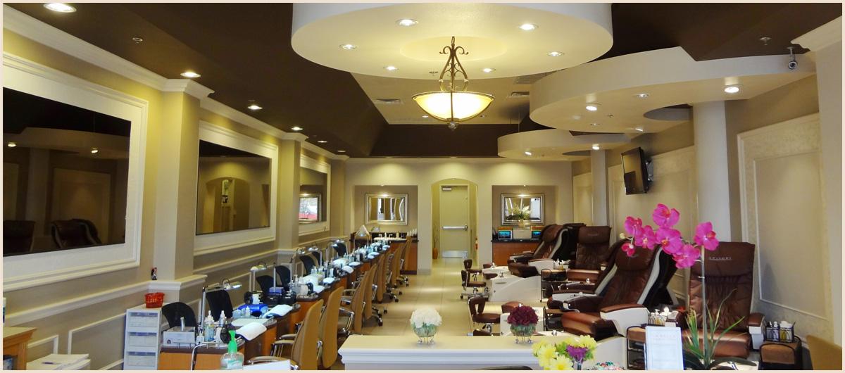 La belle nailspa nail salon las vegas nv nail salon for A new look nail salon
